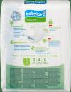 Babylove Pieluszki Ekologiczne XXL 6 Naturalne 16-30kg 27szt