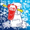 Bref do łazienki Kuchni na Pleśń Grzyby Bakteri 750ml