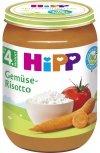 hipp-bio-risotto-warzywne-pomidory-4m-190g-słoiczek-pierwsze-warzywa