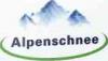 Alpenschnee