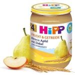 Hipp Bio Deser Gruszka Jabłko Orkisz 4m 190g
