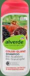 Alverde Szampon Wegański dla włosów Farbowanych 200ml