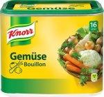 m-din Knorr bulion warzywny zupa instant 16L