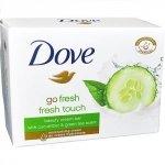 Dove Go Fresh Ogórkowe kremowe mydło w kostce