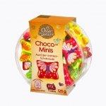Wielkanocne Motylki 25 szt czekoladowe 33% kakao