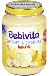 Bebivita Jogurt z Bananem i Wapniem 190g 10m