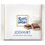 Ritter Sport Joghurt Czekolada Krem Jogurtowym 100