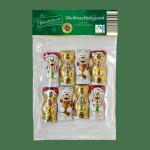 Wintertraum Czekoladowe figurki świąteczne misie 100g