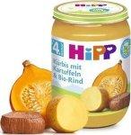Hipp Bio obiadek Dynia Ziemniaki z Wołowina 4m 190g