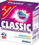 GG Niemiecki proszek do prania ubrań kolorowych 65