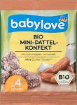 Babylove Bio Suszone Daktyle w Kokosowej Posypce