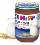Hipp Bio Mleczna Kaszka na Noc Mleko Zboża 4m 190g