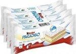 Ferrero Kinder Paradiso Mleczna Kanapka 4szt Z Niemiec