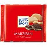 Ritter Sport Marcepan czekolada z Marcepanem 100