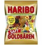 Haribo Żelki złote misie z sokiem owocowym mix 175
