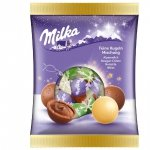 Milka kule czekoladowe Mix różnych smaków 133g