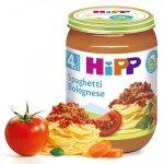 Hipp Bio obiadek Spaghetti Bolognese Wołowina 4m 190g