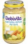 Bebivita Ziemniaki Brokuły Marchew Indyk 8m 220g