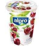 Alpro Aksamitny Jogurt Sojowy Wiśniowy Bez Laktozy