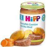 Hipp Bio obiadek Ziemniaki Warzywa Wołowinka 8m 220g