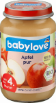 Babylove BIO Przecier Owocowy Jabłko 4m 190