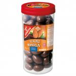 GG Całe Prażone Migdały w mlecznej czekoladzie 200g