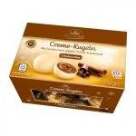 Kremowe kule Biała czekolada krem Czekoladowy 150g
