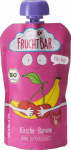 FruchtBar Bio mus w Tubce Wiśnie Banan 6m
