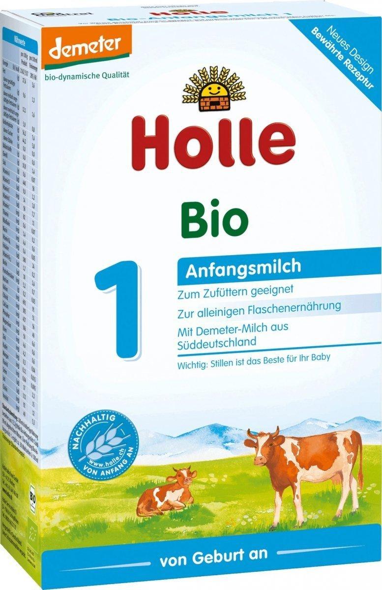 4f3a3ad6b8825b Holle 1 Bio mleko początkowe od urodzenia 400g - Mleka modyfikowane ...