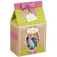 Lindt Wielkanocne Jajeczka Pralinki czekoladowe 3 rodzaje 200g