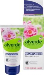 Alverde Naturalny Bio Krem Z Dzikiej Róży Noc Wegan