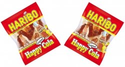 Haribo żelki Happy Cola 2x Mini Paczuszek Z DE