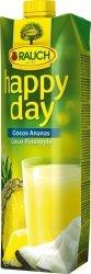 Rauch Happy Day Kokos Ananas Naturalny Sok Niemcy