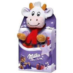 Milka Wigilijny Czekoladowy mix Słodyczy Krówka