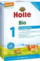 Holle 1 Bio mleko początkowe od urodzenia 400g