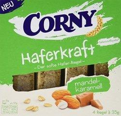 Corny Batony Owsiane Migdał Karmel 4szt