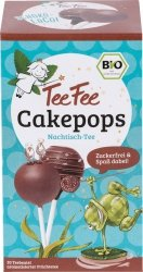 TeeFee BIO Herbatka Deserowa Ciasteczka Czekoladowe Wegańska