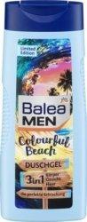 Balea Men Colourful Beach Żel Do Ciała Włosów Twarzy 300ml