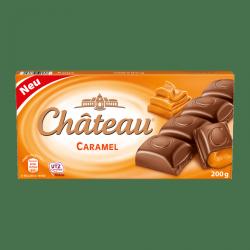 Chateau Caramel Mleczna Czekolada z płynnym karmelem 200g