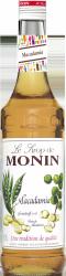 Monin Syrop Macadamia Kawa Drinki Napoje 700ml