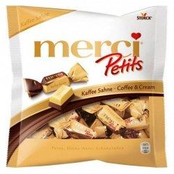 Merci Petits Cukierki Kawa Z Białą Czekoladą 125g