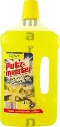 Putz Meister Niemiecki płyn do Podłóg Cytryna 1L