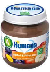 Humana BIO Jabłko Śliwka 100% Owoce