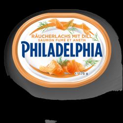 Philadelphia Serek śmietankowy z łososiem 175g
