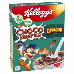 Kellogg's Choco Krispies Muszelki Do Mleka 330