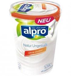 Alpro Naturalny Jogurt Sojowy Bez Cukru I Laktozy