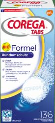 Corega Tabletki do czyszczenia protez zębowych 136 szt.