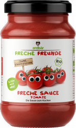 Erdbar Bio Sos Pomidorowy do Makaronu Kasz 190g