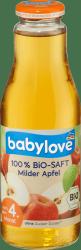 Babylove Bio Sok 100% Delikatne Jabłko Witamina C 4m 500ml