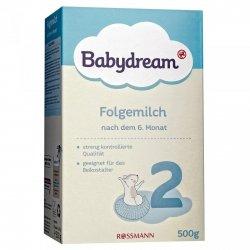 BabyDream 2 mleko następne po 6 miesiącu życia 500g
